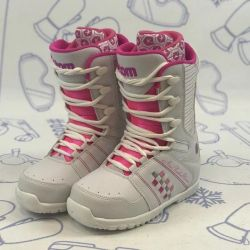 Atom 35/36/37 snowboard boots