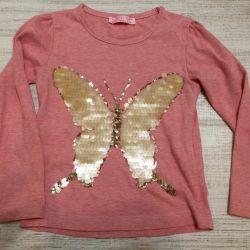 Ρούχα για ένα κορίτσι (πολλά!) 98/104