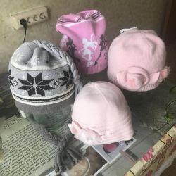 Шапки жіночі від 100 рублів