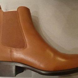 Ботиночки челси 36 размер, Италия новые