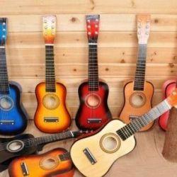Παιδική κιθάρα 1/4 (από 3 έως 5-6 έτη)