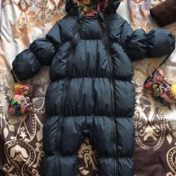 I sell new winter overalls Emae