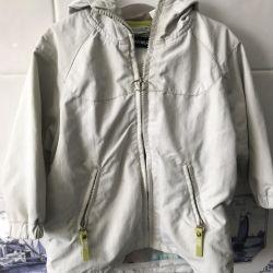 Spring-Summer Jacket Windbreaker