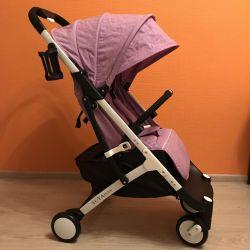 Yoya baby carriage plus