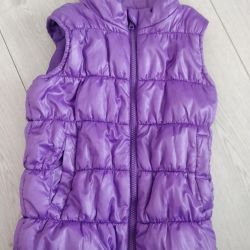 The vest is in excellent condition. Unisex