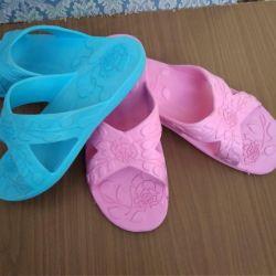Papuci de vară