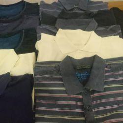 Αντρικά μπλουζάκια (πακέτο)