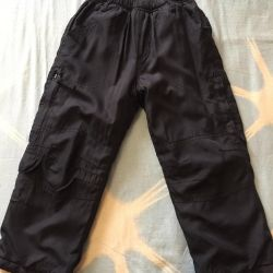 Pants for boy