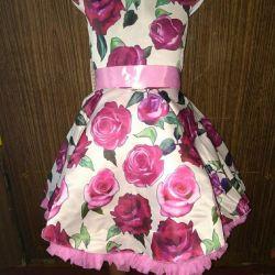Νέα χνουδωτά φορέματα