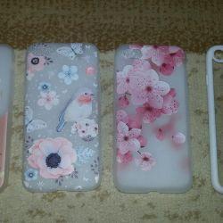 Νέα θήκη iPhone 4, 5, 6, 7, 10 και 10 στο τηλέφωνο dr
