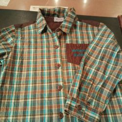 Shirt for a boy 2-4 years old
