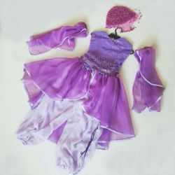 Oriental beauty costume for hire