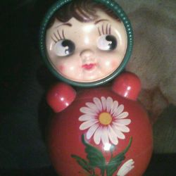 Кукла Неваляшка