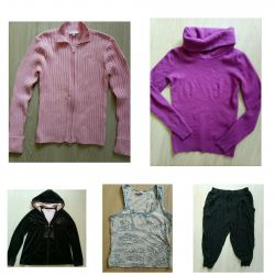 Package of branded items p. S, 42