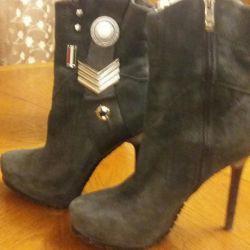 Ayakkabı botları GRACIANA Italy р.37,5-38