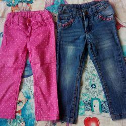 Jeans 92 size