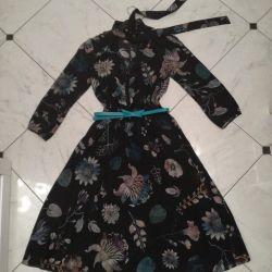Cavelli dress crepe de Cavalli new