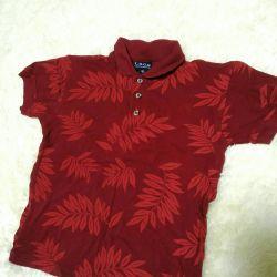 Polo T-shirt από 122 ανάπτυξη