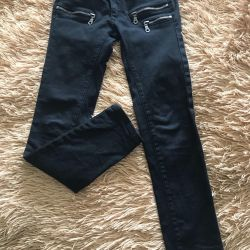 Jeans for a girl of 8-9 years!