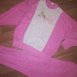 Ev elbisesi (pijamalar) 48