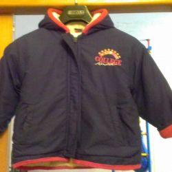 Куртка зима 96-104