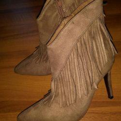 Νέες μπότες αστραγάλων, μπότες, μπότες