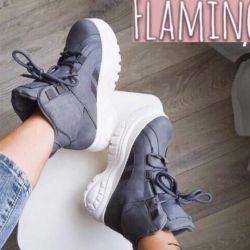 Pantofi de bivol