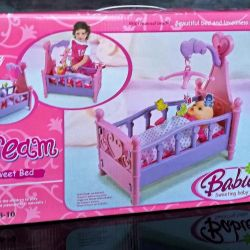 Cot for dolls