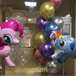 Helium balloons for every taste and occasion