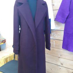 Coat new size 42-44 drape