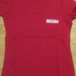 New Sports T-shirt (Cotton)