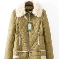 Куртка р 44,Новая!!!Цвет Олива,осень