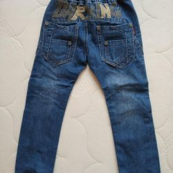 Jeans 4,5 - 6 years