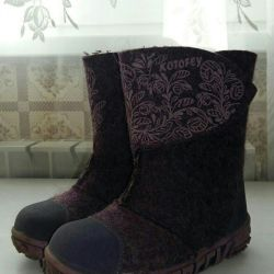 Boots - boots Kotofey for the girl of p30