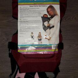 Кенгуру рюкзак новый