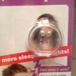Snore clip