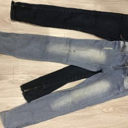 Jeans, 40-42r. Good condition.