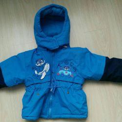 Sıcak ceket 1.5-2 yıl (86 cm)