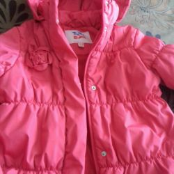 Jackets for spring / summer / Italy 4-5years 116-122