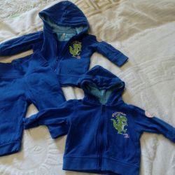 Children's costume of p. 62-68