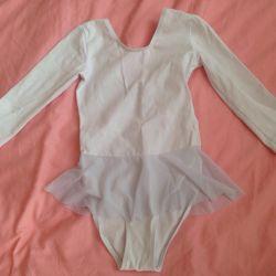 Body for gymnastics 110/116 cm