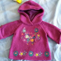 Selling baby knitted sweater