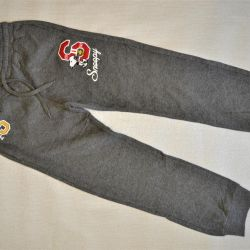 Pantaloni noi. Înălțimea 140