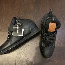 Ανδρικά πάνινα παπούτσια χειμώνα Reebok μέγεθος 44