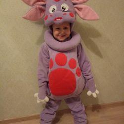 Luntik costume