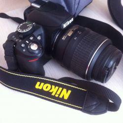 Camera Nikon D3100 18 / 50VR Kit