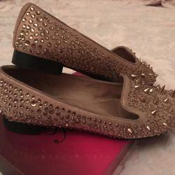 Pantofi din aur