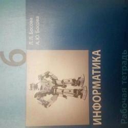 Επιστήμη των υπολογιστών 6 βιβλίο εργασίας κατηγορίας Bosova Binom