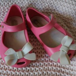 Mini Melissa shoes original 20 size