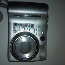 Parts camera